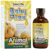 Animal Parade Baby Plex Sugar-Free Liquid Drops (HSD 09/2019)