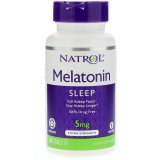 Natrol Melatonin 5mg 100v
