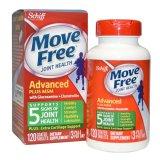 Schiff Move Free Glucosamine Chondroitin + MSM 120v