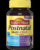 Nature Made Postnatal Multi + DHA
