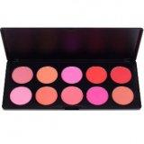 10 Blush Palette