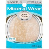 Mineral Wear Face Powder SPF 16, Translucent Light 9g