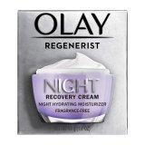 Regenerist Night Recovery Cream - Fragrance free 48g