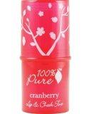Lip & Cheek Tints 7.5g, Cranberry Glow (NO SEAL)